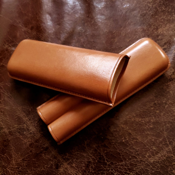 Cigar Case - Leather