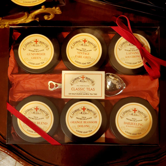 CLASSICS - Tea Sampler Set