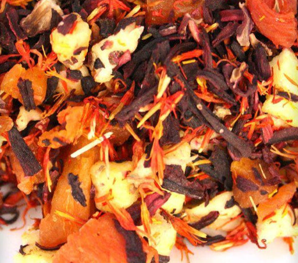 Peach Melba Tisane Tea