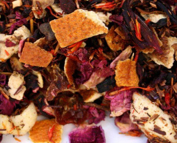 Blood Orange Rooibos Tea