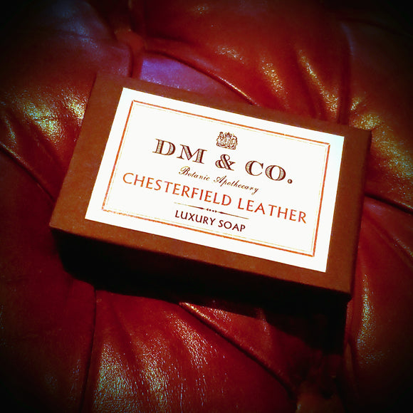 Chesterfield Leather