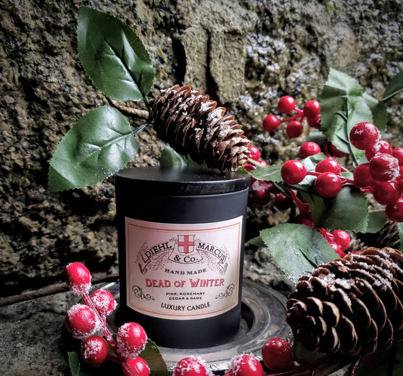 Dead of Winter Luxury Candle