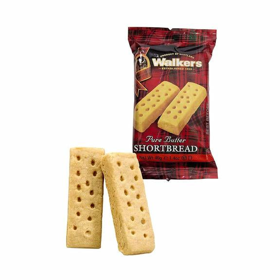 Walker's MINI's 2 pk Shortbread Biscuits