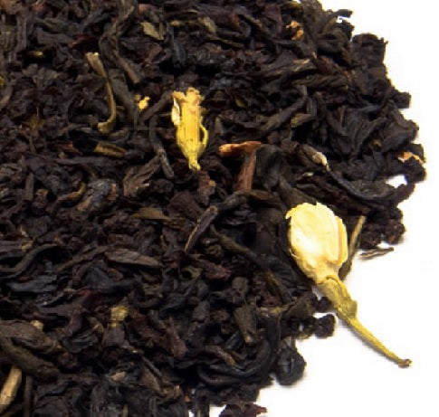 Jasmine Black Cream Tea - 1oz.