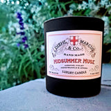Midsummer Muse Luxury Candle