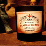 Death on the Nile Luxury Candle