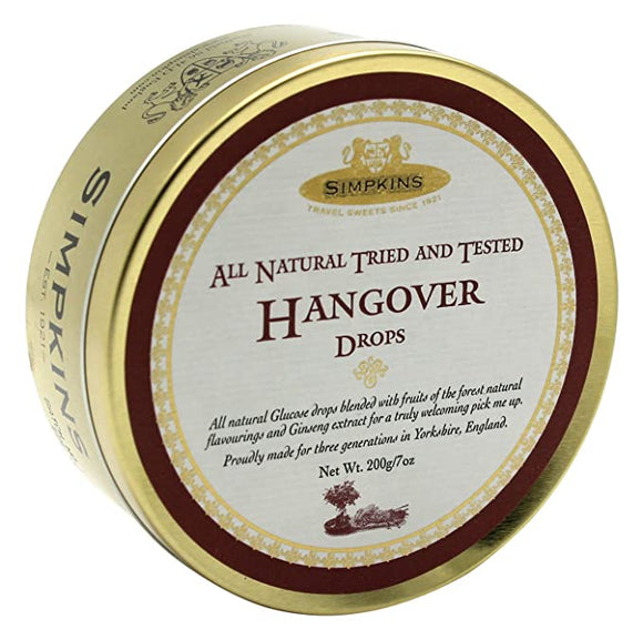 Simpkin Hangover Drops (I'll be back in Stock in May!)