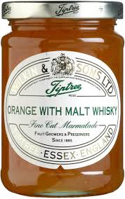 Tiptree Orange & Whisky Marmalade -