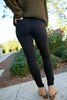 Ankle Zipper Leggings - Eliza Ash Boutique