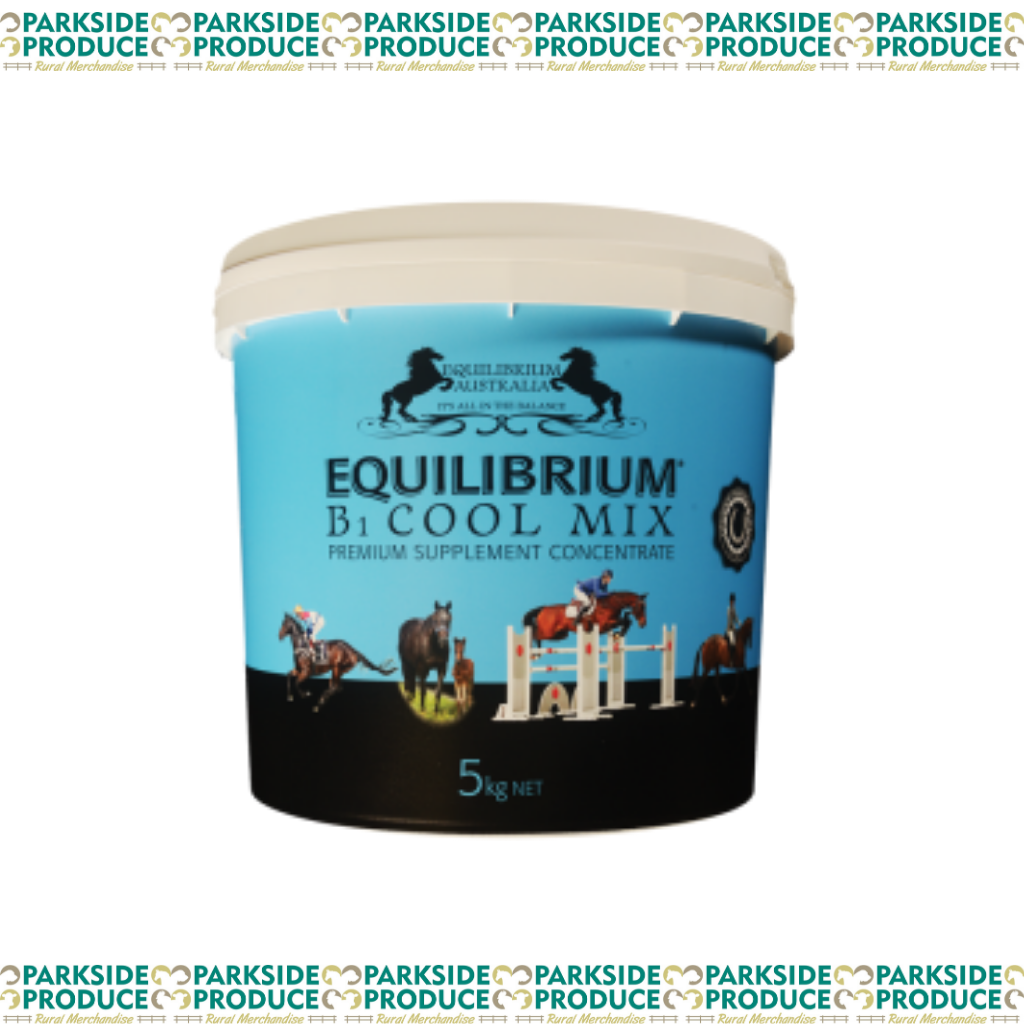Equilibrium B1 Cool Mix 5kg Blue