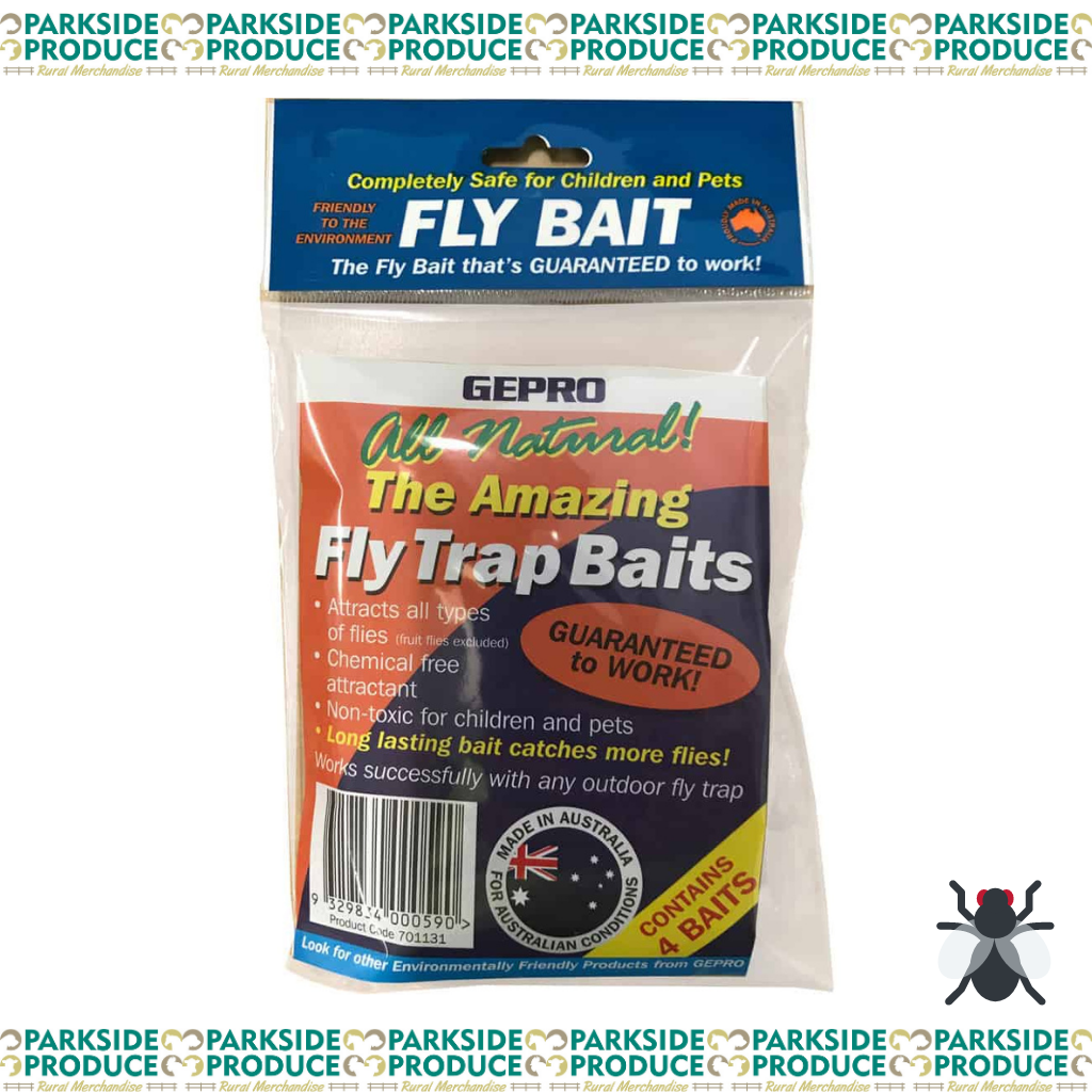 Fly Trap Baits