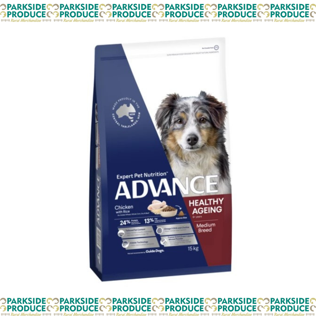 Advance Dog Mature All Breed Chicken 15kg