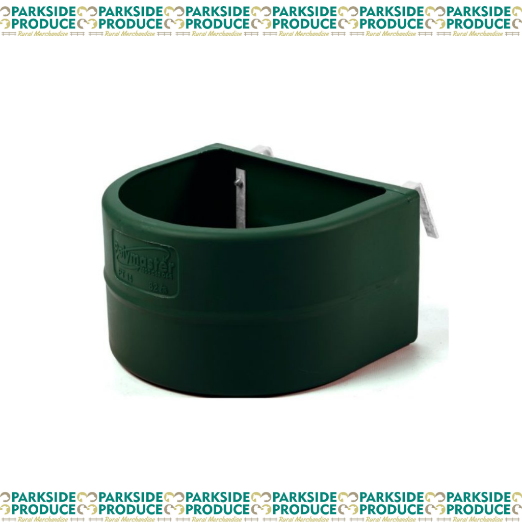 Fence Feeder D type 32lt Green