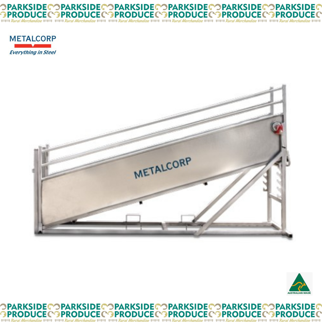 Sheep Adjustable Ramp 3600mm
