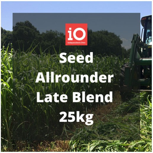 iO Seed Allrounder Late Blend /kg