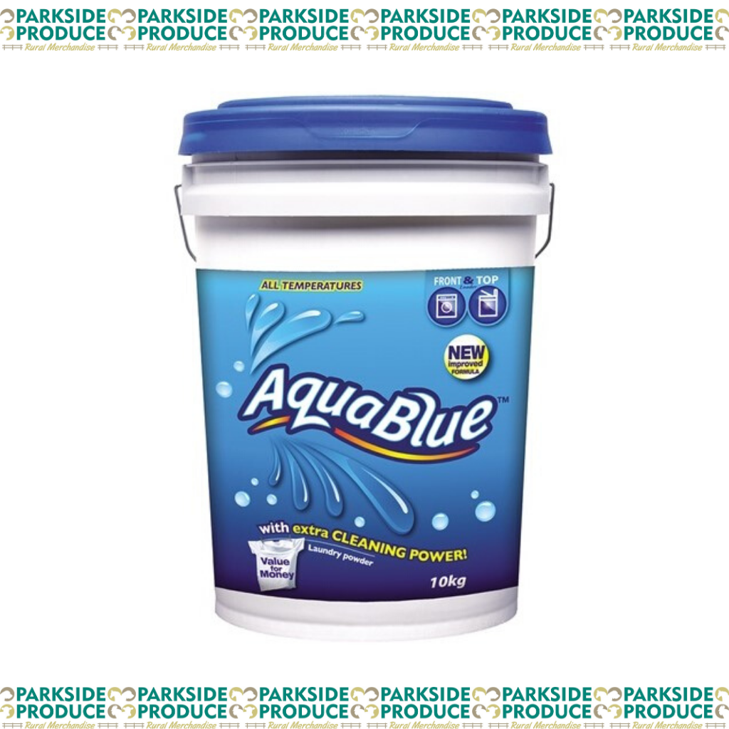 Aquablue Bucket 10kg