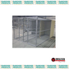 Dog Double/Chicken Enclosure/Cage 3500L-2400W-1800H