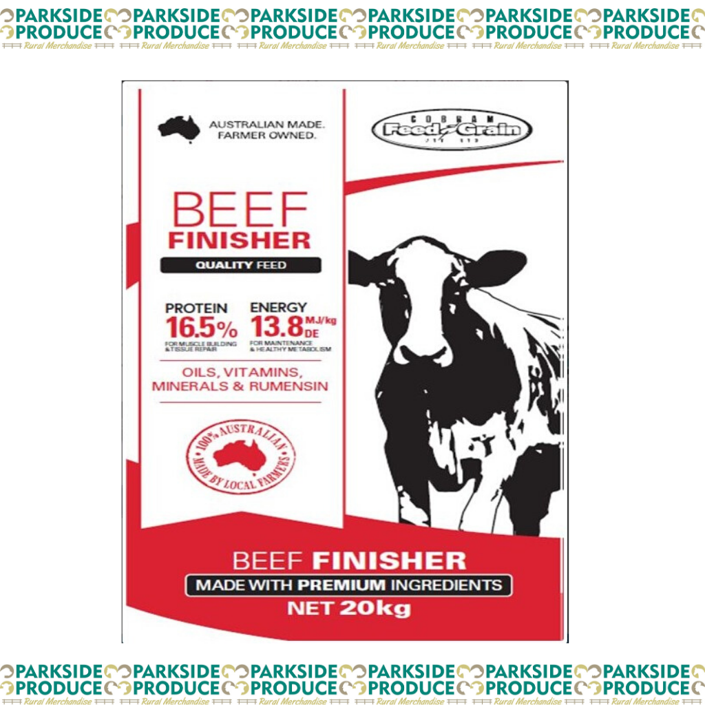Beef Finisher Mix 20kg