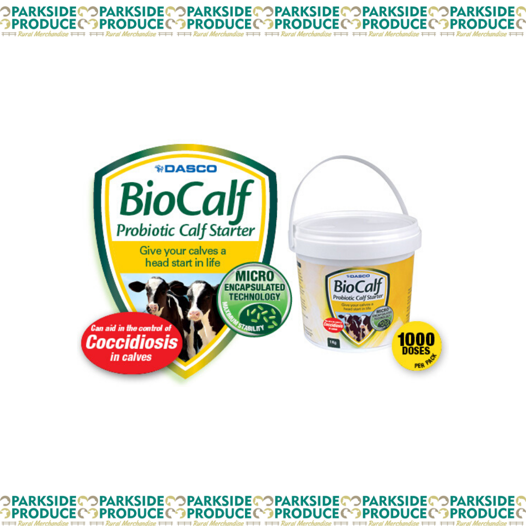Bio Calf Pro Biotic Powder 1kg