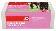 iO Horse and Pony Lick Block