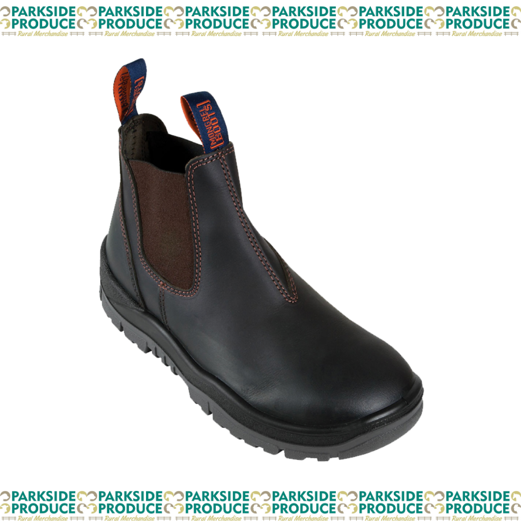 Mongrel Non Safety Elastic Sided Boot