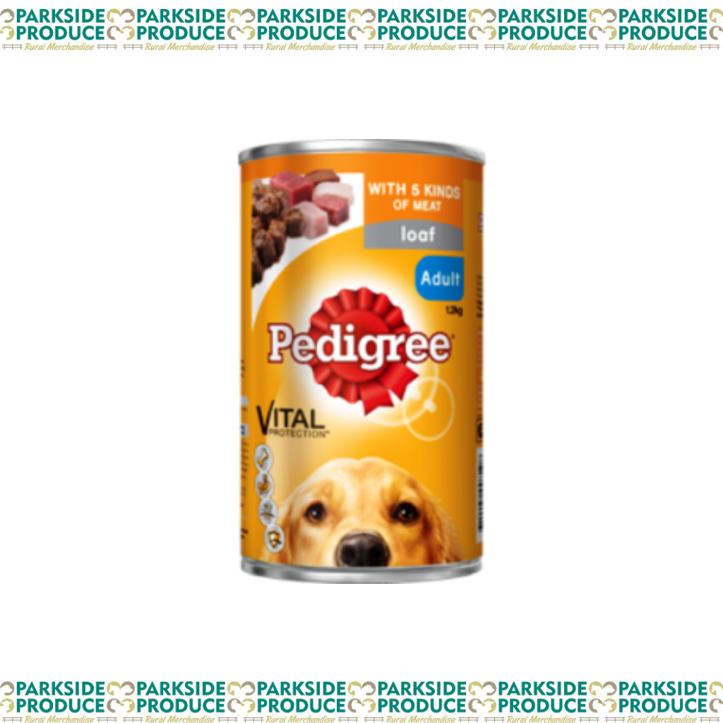 Pedigree 5 Kinds Rural 12 Pack