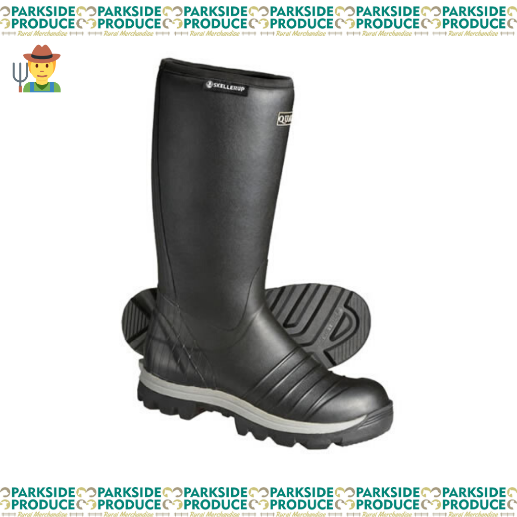 Quatro Insulated Knee Gumboots