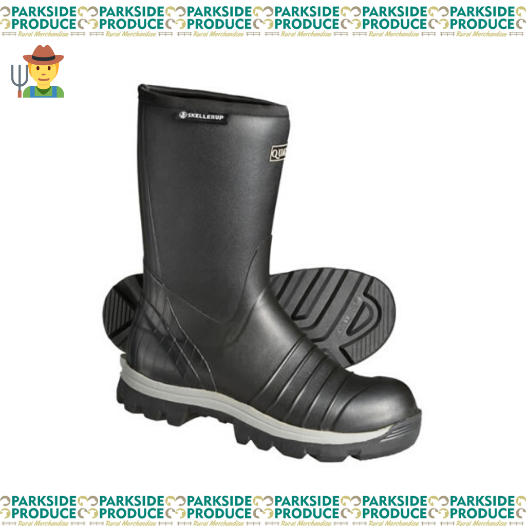 Quatro Insulated Short Gumboots