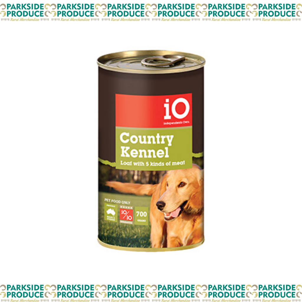 iO Country Kennel 5 Kinds 12 Pack
