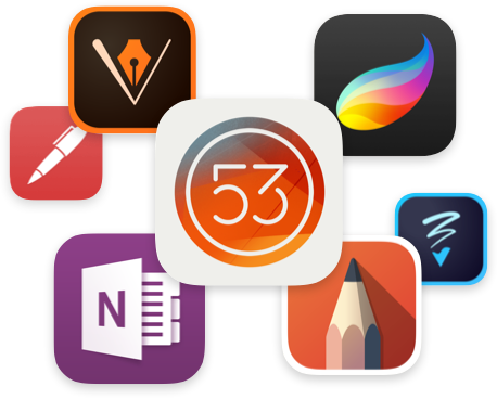 Pencil-ready apps