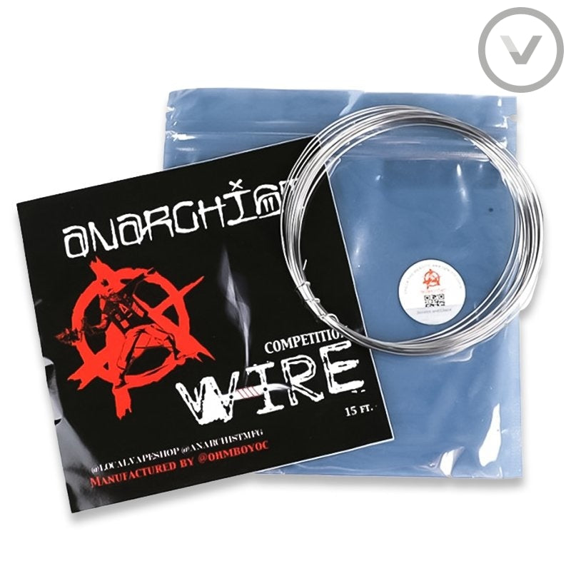 Anarchist Comp Wire - 24 gauge (ni80) - Vape Direct