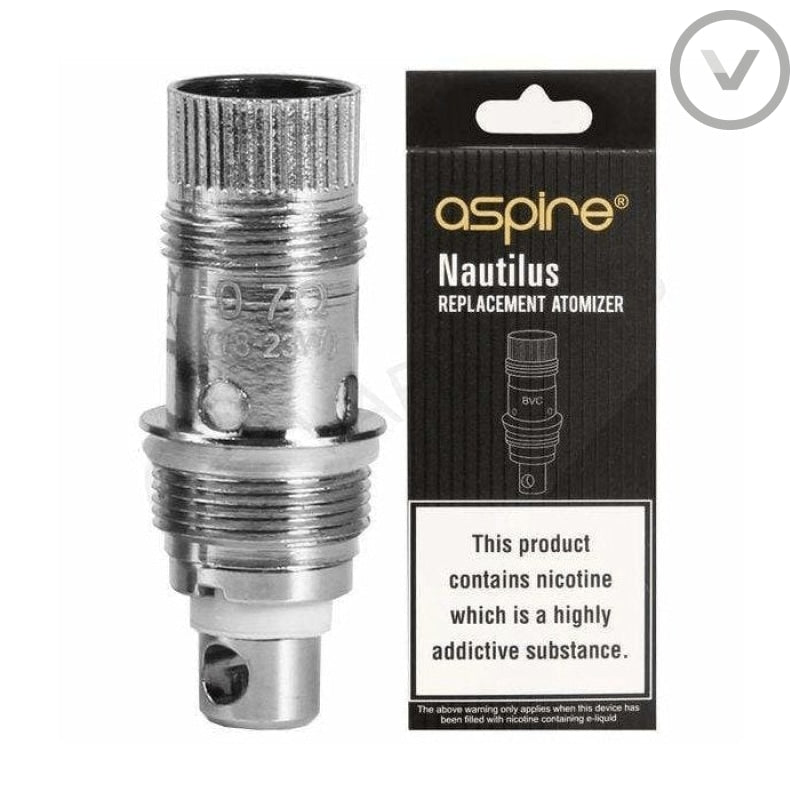 Aspire Nautilus Replacement Coils - Vape Direct