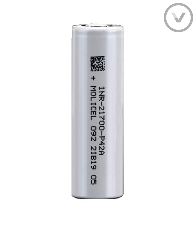 Molicel P42A 21700 Battery - Vape Direct