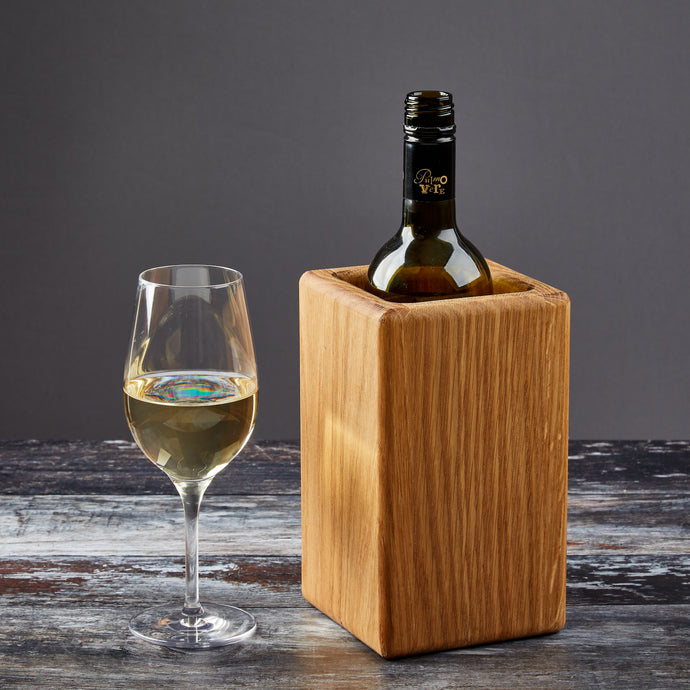 Wine cooler / utensil holder