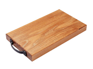 Single handled serving or chopping board