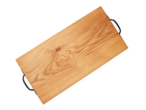 Double handled serving or chopping board (56cm)