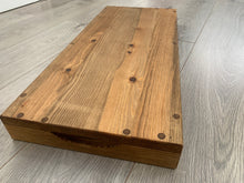 Load image into Gallery viewer, Handmade Pine 69cm long Grazing/Charcuterie Serving Board
