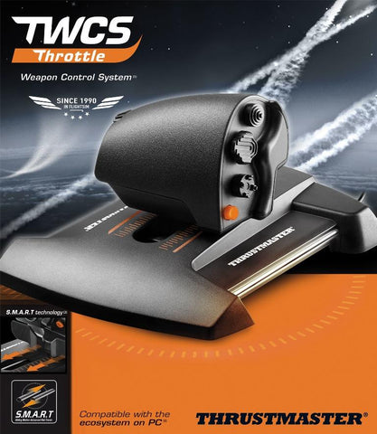 Thrustmaster TWCS (Weapon Control System) Throttle