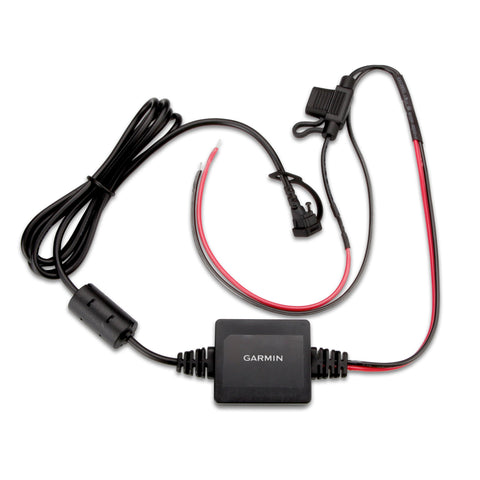 Garmin Motorcycle Power Cable (zūmo 3xx)
