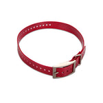Garmin 1″ Collar Strap – Red