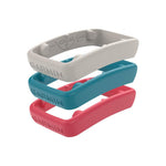 Garmin Delta Smart Collar Band Set (Grey, Blue, Fushia)
