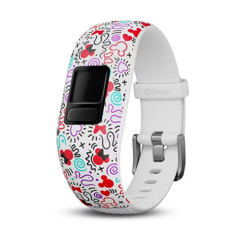 Garmin Accy Bands (Strap Only), vivofit jr2, Adjustable, Mickey/Minnie