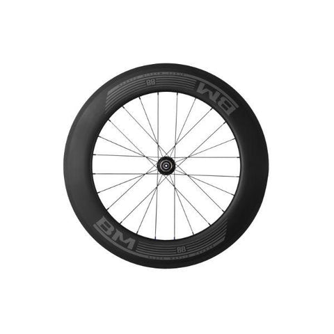 BM Carbon Wheels Clincher C88 Rear