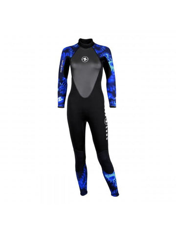Aqua Lung Bali 3mm Full Wetsuit (Ladies)