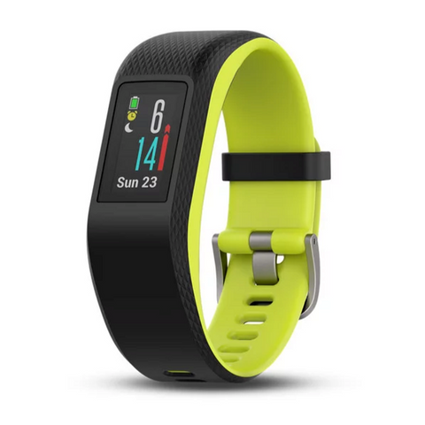 Garmin Vivosport Smart Activity Tracker - Limelight (Large)