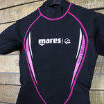 Mares Manta 2.5mm Ladies Shorty (Size 5 - XL)