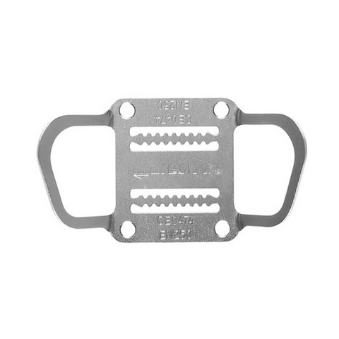 MARES SIDEMOUNT TAIL PLATE