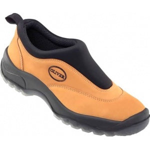 40550 OLIVER SHOE - WHEAT - ON THE GO SAFETY & WORKWEAR