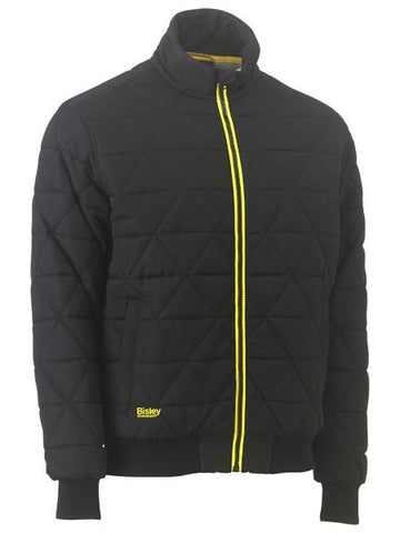 BISLEY Quilted Bomber Jacket BJ6976
