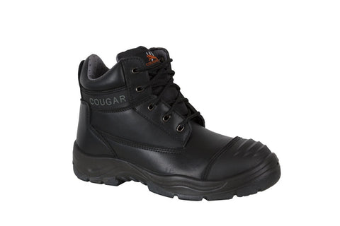 B216B COUGAR ZIPSIDE BOOTS - ON THE GO SAFETY & WORKWEAR